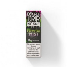 Double Drip - Crystal Mist - NS/10MG