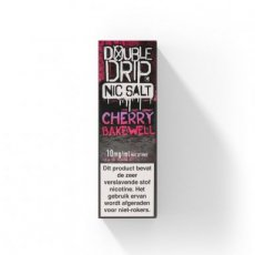 417870 Double Drip - Cherry Bakewell - NS/10MG