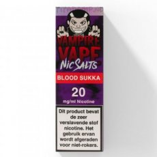 Vampire Vape - Blood Sukka - Ns/20MG