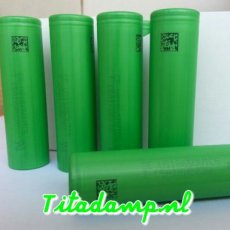 Sony Konion US18650VTC5 2600mah 30A high drain batterij